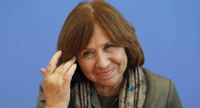 Світлана Алексієвич спростувала інформацію про свою смерть