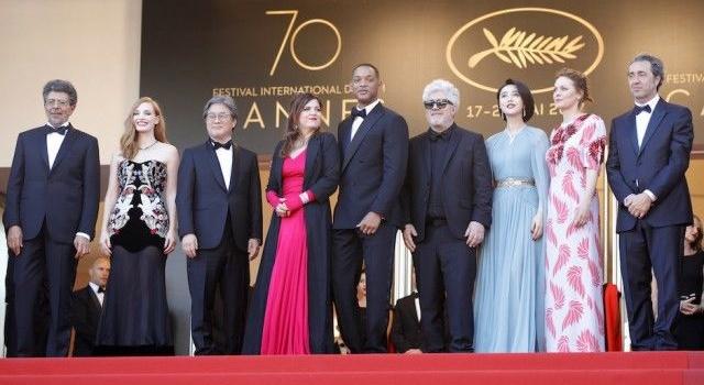 У Каннах проходить 70 ювілейний кінофестиваль