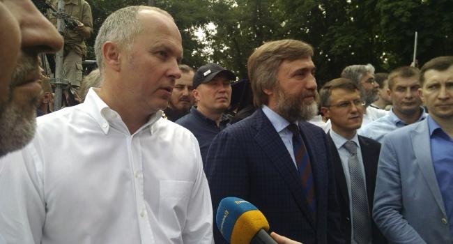 Журналистка: нас должно волновать последнее заявление «Оппоблока», а не торг таблом Собчак