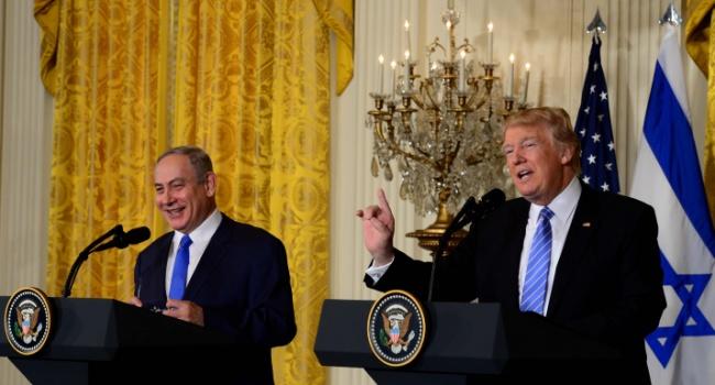 Номер Трампа в Израиле выдержит прямое попадание противотанковой ракеты