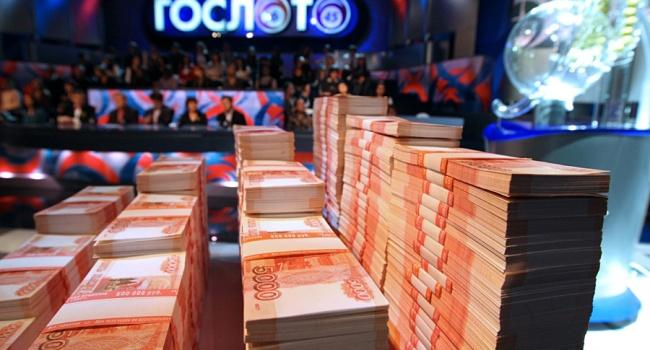 Житель российского Сочи выиграл в «Гослото» около 5 миллионов долларов