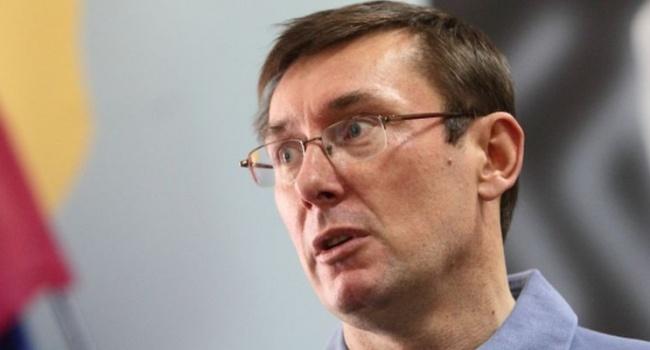 Слова генпрокурора шкодять репутації: нардеп Лозовий подав досуду наЛуценка