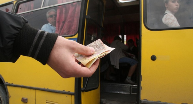 Кличко б'є покиянах гривнею: Угромадському транспорті дорожчає проїзд