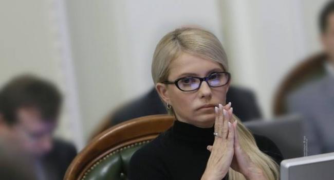 Раскрыт секрет, почему Тимошенко «перекрыли кислород» и не пускают на эфиры