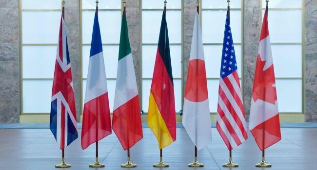 Лідери G7 домовилися про спільну боротьбу зтероризмом