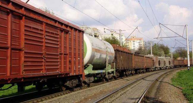 Вгосударстве Украина сиюня подорожают железнодорожные грузоперевозки