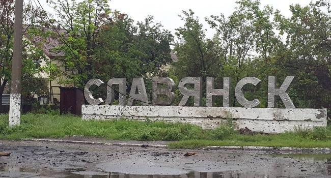 Боевики уже мечтают об освобождении Славянска и о захвате новых тренажеров