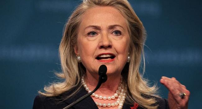 Хиллари Клинтон: политическая карьера Трампа может закончиться импичментом