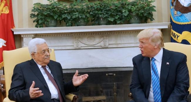 Трамп обвинил Аббаса во лжи