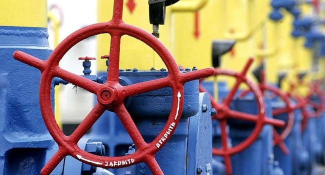 ВМинэнерго поведали, сколько газа импортировали изЕвропы всамом начале года