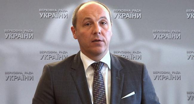 Парубий: Российская Федерация проводит усиленную милитаризацию Крыма, размещает ядерное оружие