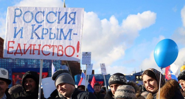 Блогер: судя по массовым акциям протеста, терпение крымчан уже лопнуло