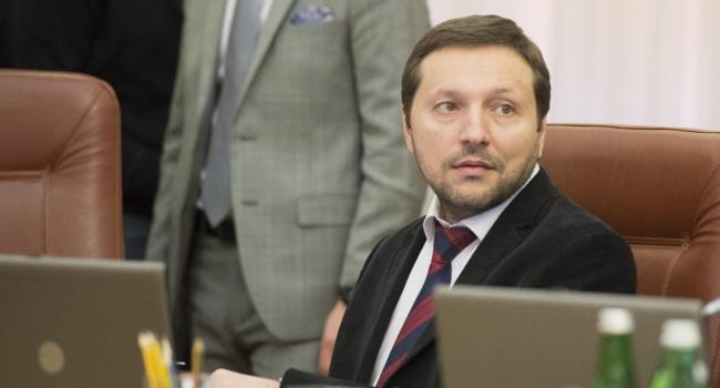 Міністр інформполітики Стець подав у відставку