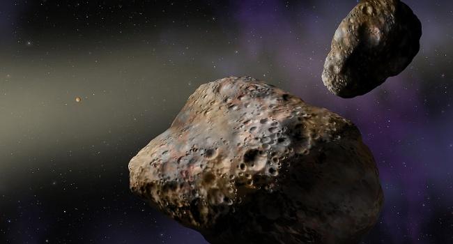 1июня рядом сЗемлей пролетит огромный астероид