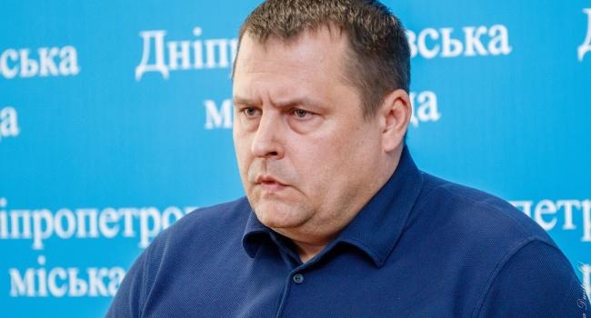 Филатов работает: мэр Днепра поспорил сКорбаном, что месяц выживет без фейсбук