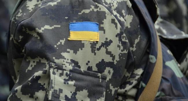 Штаб АТО повідомляє про одного загиблого українського військового