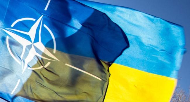 УВР внесено проект закону про членство України вНАТО