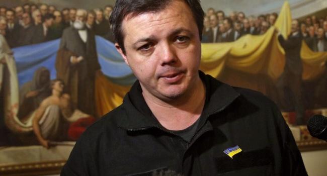Богдан Карпенко: в Украине опять начинает свои гастроли шапито-шоу «представителя партии «Возьми, и подкинь кому-то мусора»