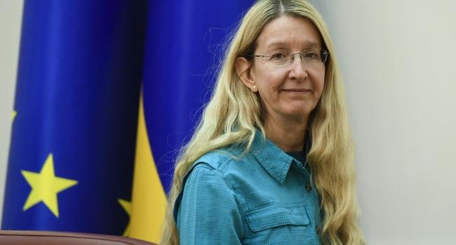 Луценко: кандидатура Супрун будет рассмотрена только после утверждения законопроектов по медицинской реформе