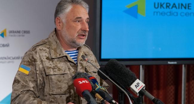 Жебривский: восемь населенных пунктов Донбасса восстановлению не подлежат