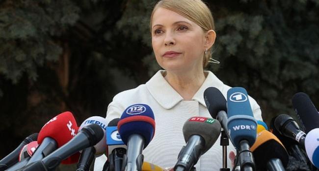 Бирюков: Тимошенко считает, что реформы в Украине антинародные и к радости запоребриковой орды призывает к перевыборам