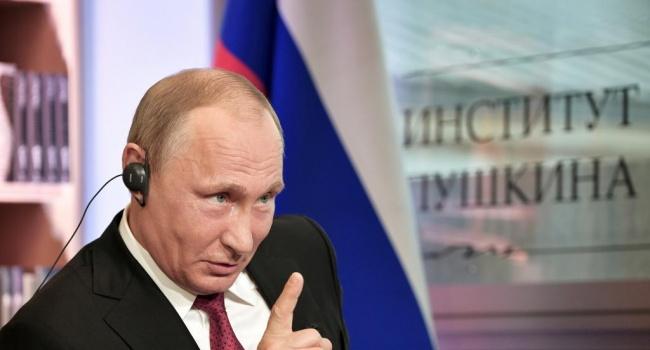 Это США, анеРФ, вмешиваются ввыборы повсему миру,— Путин