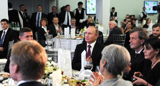 Путін зізнався узустрічі із Флінном у2015 році