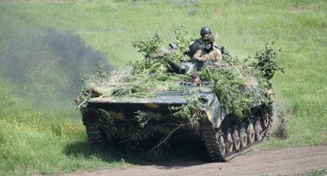 Неспокійна ситуація в зоні АТО: бойовики застосовують реактивні системи