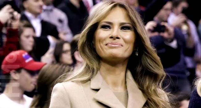 Престижный ляп: Мелания Трамп выбрала самый неудачный наряд после инаугурации Трампа