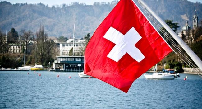 ВМИД Швейцарии сделали объявление поДонбассу