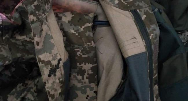 УКиєві торгують вкраденою зі складу ЗСУ військовою формою