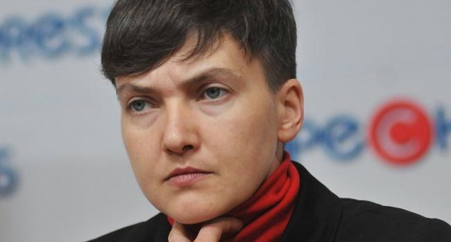 Савченко: Украине станет намного легче, если уничтожить тысячу политиков