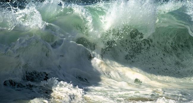 В Африке начался самый страшный шторм за тридцать лет