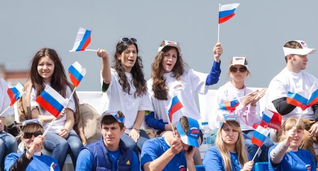 Путін хоче виграти вибори президента завдяки молоді – ЗМІ