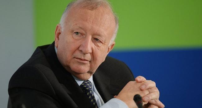СБУ запретила въезд в Украину известному немцу из-за Крыма