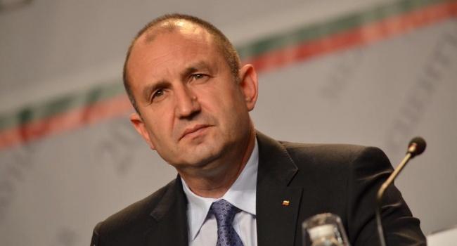 Болгарский президент ратует за полное снятие санкций с России