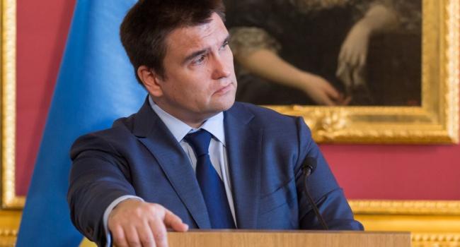Клімкін звернувся з амбітними пропозиціями до ЄС