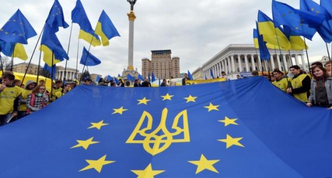 В українських концертах з нагоди «безвізу» побачили елементи «совка»