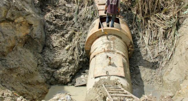 Відновлено роботу Південно-Донбаського водоводу— СЦКК