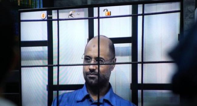 Сина Каддафі відпустили насвободу— ЗМІ