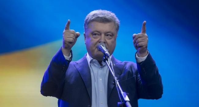 Активисты защиты русского языка просят Порошенко не цитировать русских классиков, а то в России останутся только мемуары Брежнева