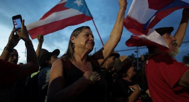 Граждане Пуэрто-Рико проголосовали заприсоединение кСША