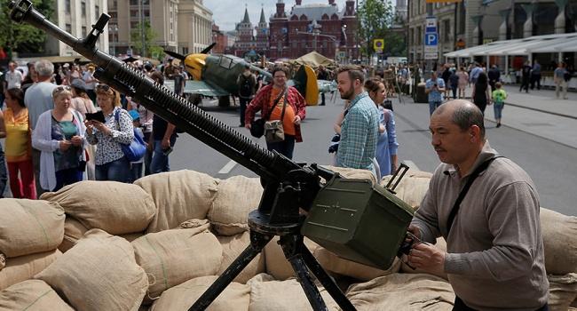 Журналист: в России попытались изобразить на Тверской Европу, но не вышло…