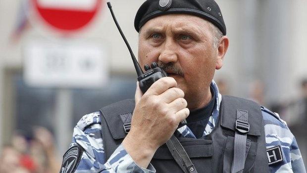 Мітинги в Москві розганяє колишній керівник київського «Беркуту»