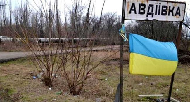 Жебрівський повідомив проНС вАвдіївці тапро початок будівництва нового газопроводу