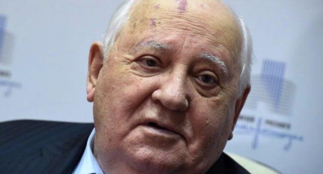 Горбачов розповів про заочну суперечку з Путіним про розширення НАТО