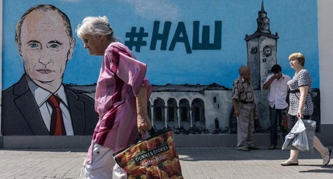 Росія штучно змінює населення Криму,— Тука