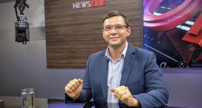 Политолог: СБУ уже стоит уделить гастарбайтеру Мураеву плотное внимание