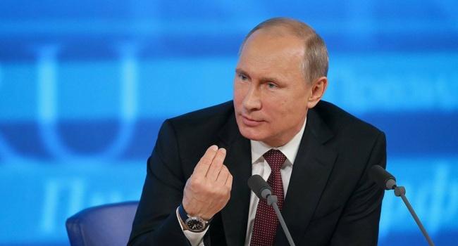 Сеть поразило лицемерное заявление Путина об «украинском и русском народе»