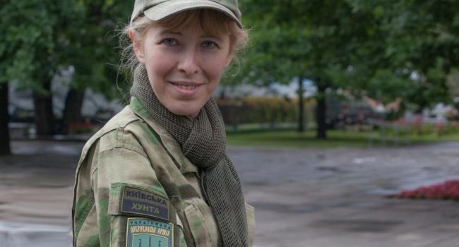 АТОшница Белозерская раскрыла правду о грядущем штурме и зачистке Донбасса